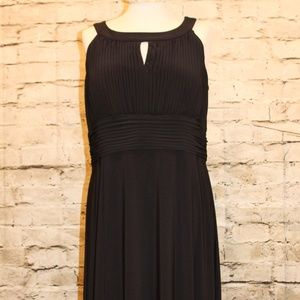 Style & Co Black Gown